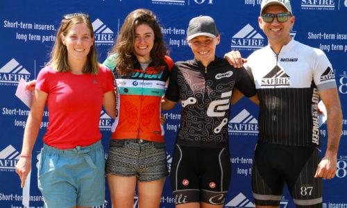 Safire - Baynesfield Classic 2019 ladies 65km race winners